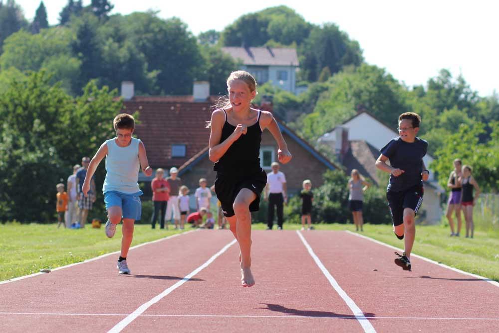 Leichtathletik im Turnverein Neulengbach