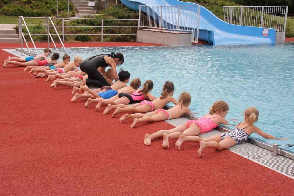 Schwimmkurs 2015